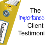 The Importance of Client Testimonials