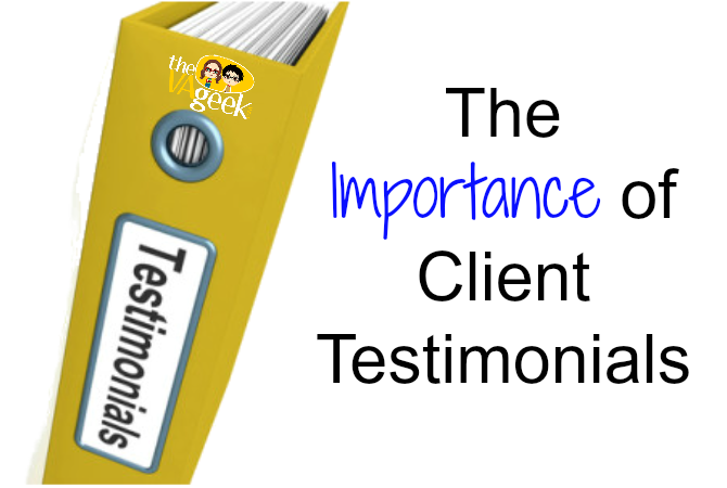 how to ask for testimonials from clients