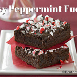 Fast and Easy Peppermint Fudge Recipe