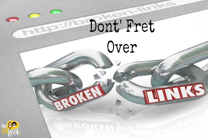 How To Keep Up On Your Website's Broken Links