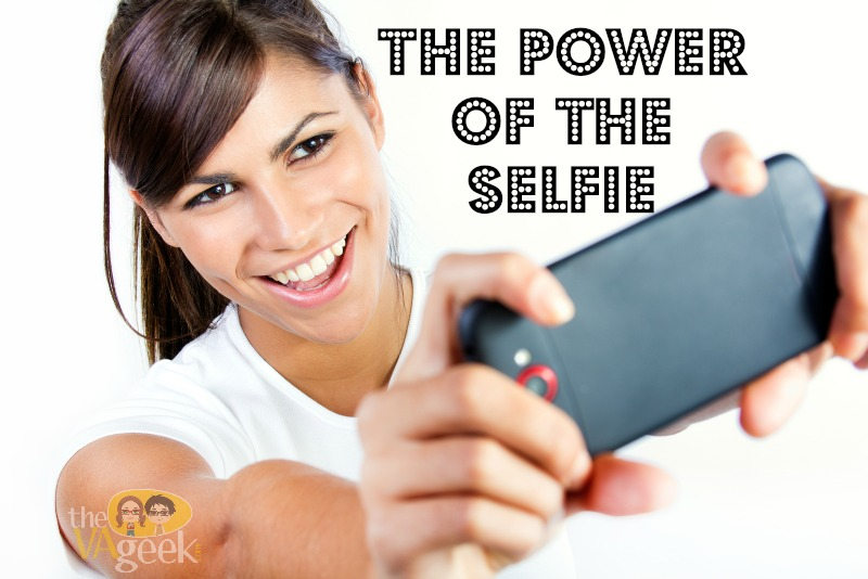 The Power of the Selfie
