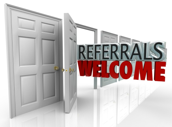 Receiving Referrals, Testimonials and Recommendations and more