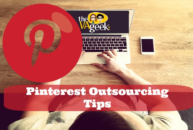 Pinterest Outsourcing Tips