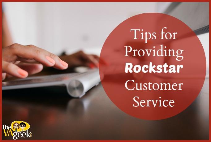 Tips For Providing Rockstar Customer Service