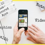 Top 10 Geek Favorite Smartphone Apps