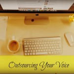 Outsourcing Your Voice on Social Media