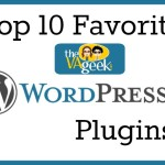 Top 10 Favorite WordPress Plugins