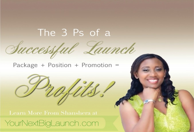 Your Next Big Launch Program with Shanshera Quinn