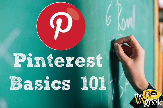Pinterest Basics 101