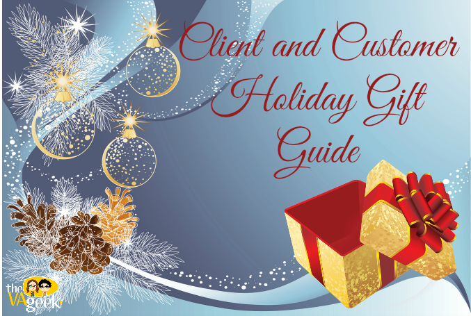 Client and Customer Holiday Gift Guide