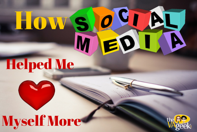 How Social Media Helped Me Love Myself More