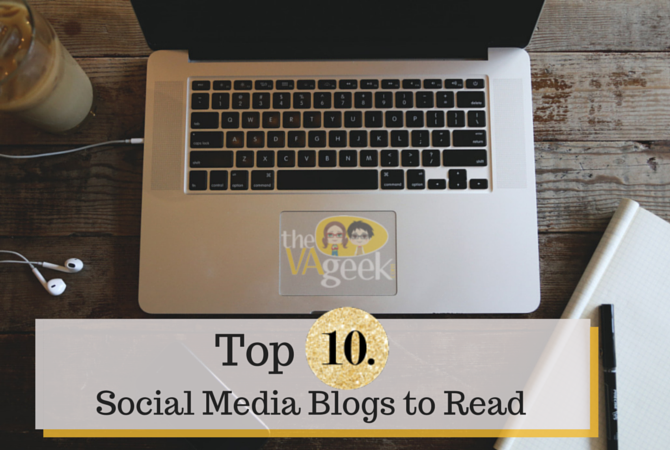 Top 10 Social Media Blogs to Read