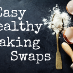 Easy Healthy Baking Swaps