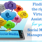Virtual Assistant Social Media Management
