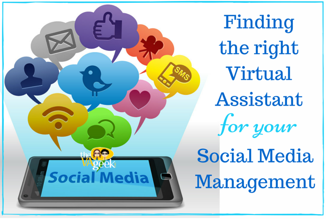 Finding the right Virtual Assistant