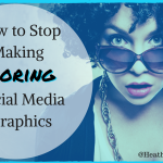 How to Stop Making Boring Social Media Graphics