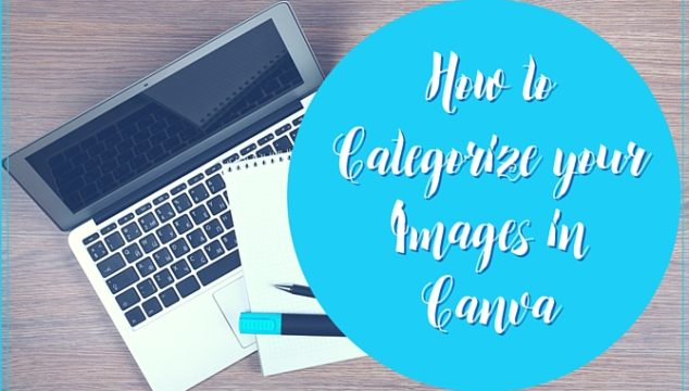 How To Categorize Images in Canva