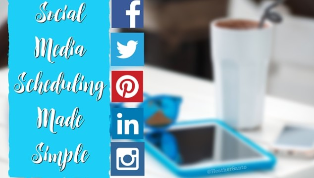 Social Media Scheduling Made Simple