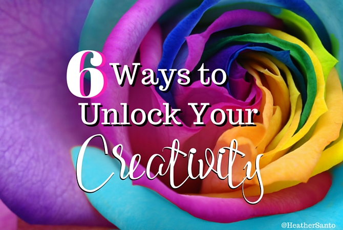 6 Ways to Unlock Your Creativity with Colorful Rose