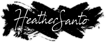 Heather Santo Logo